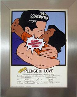 Romantic Interracial Cards 58